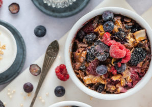 healthy-baked-oats